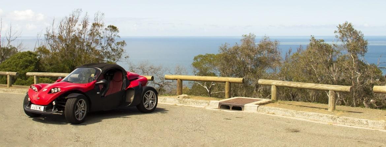 Location de voiture Nouméa Buggy